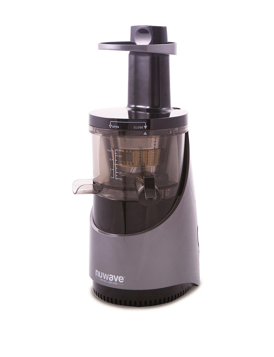 NuWave Black Blenders & Juicers Kitchen Appliances