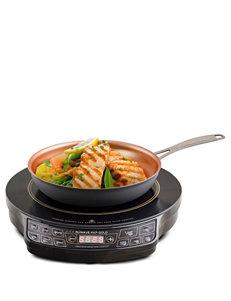 NuWave Black Kitchen Appliances