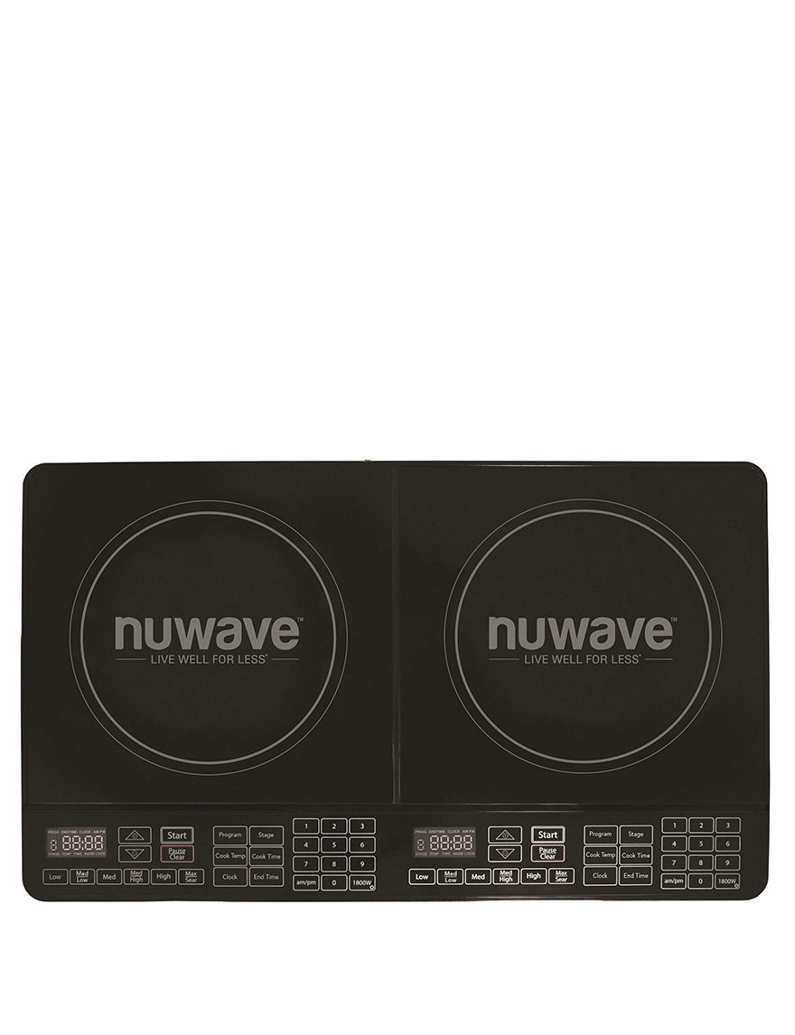 NuWave Black Kitchen Appliances