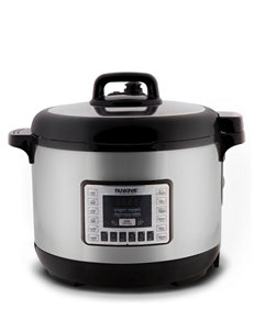 NuWave Silver Slow Cookers Kitchen Appliances