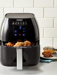 NuWave Black Fryers Specialty Food Makers Kitchen Appliances