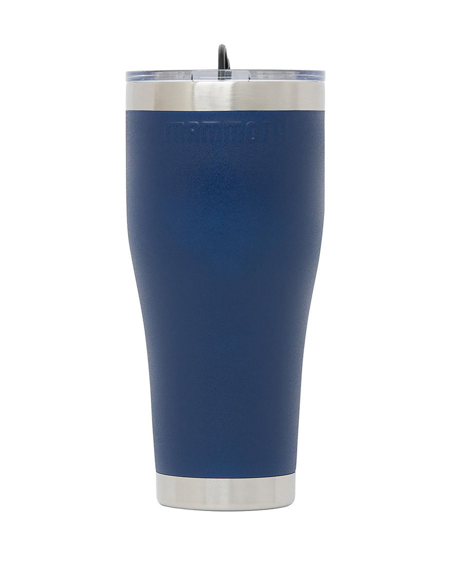 Mammoth Dark Blue Everyday Cups & Glasses Drinkware