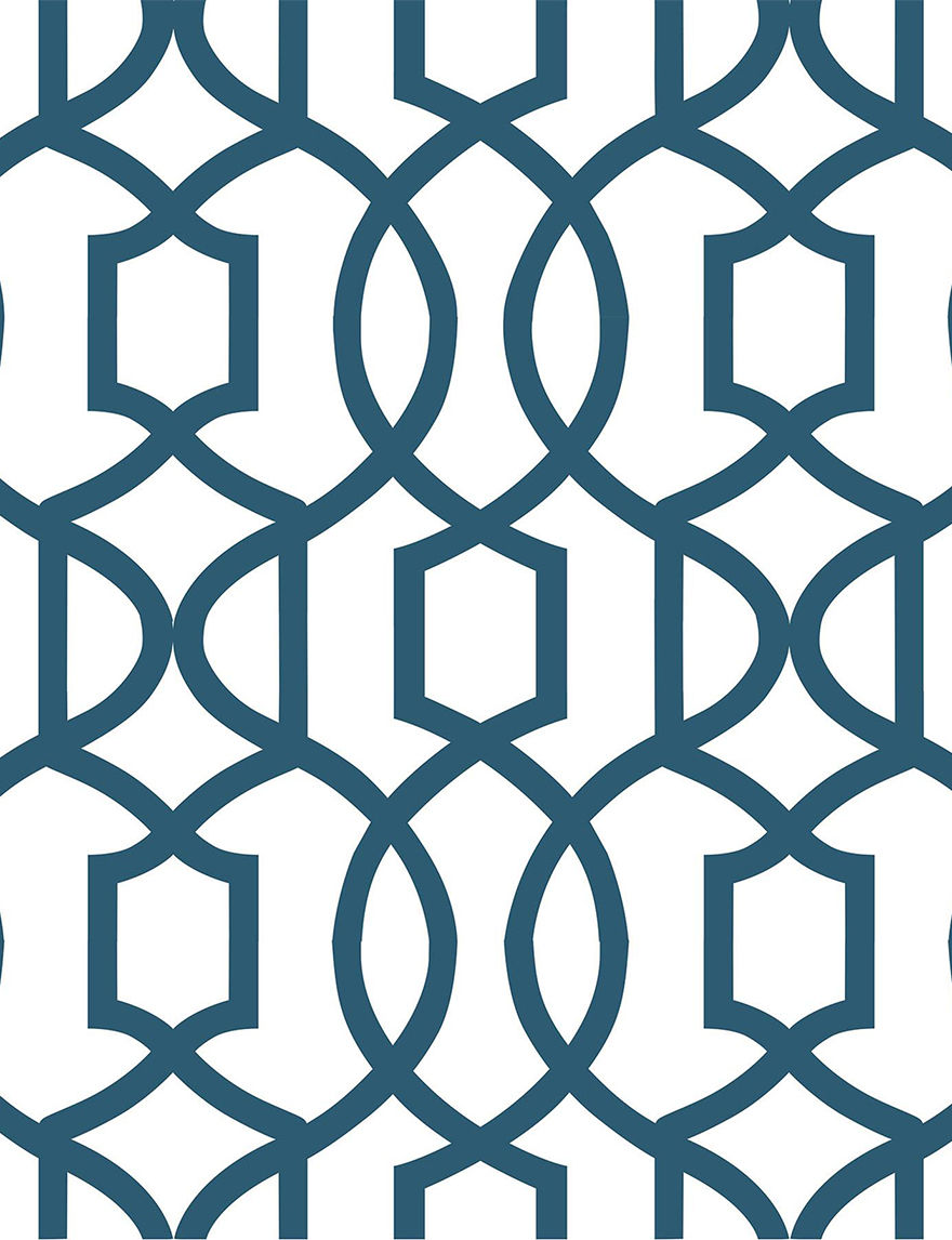 Wall Pops Blue Wall Decor