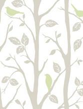 Wall Pops Sitting In A Tree Peel & Stick Wallpaper