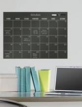 Wall Pops 2-pk. Black Calendar Wall Decal Set