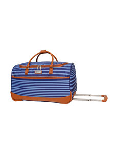 Jessica Simpson Blue Duffle Bags