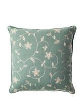 Home Fashions International LA Mayflower Pillow