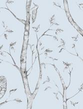 Wall Pops Blue Woods Peel & Stick Wallpaper