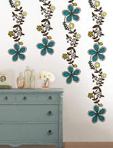 Wall Pops Anya Stripe Decal Set