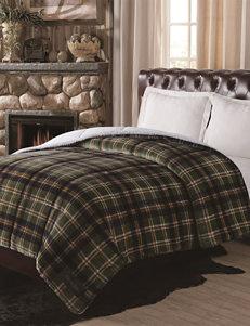 Remington Green Plaid Comforters & Comforter Sets