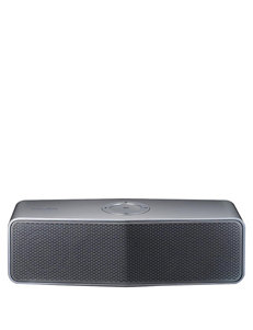 LG Silver Speakers & Docks Home & Portable Audio