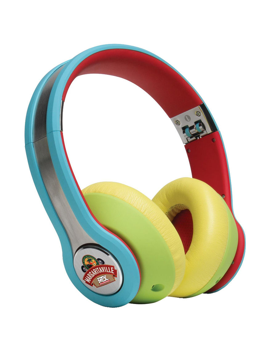 Margaritaville Blue Headphones Home & Portable Audio