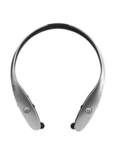 LG Silver Headphones Home & Portable Audio