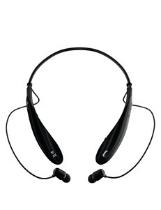 LG Black Headphones Home & Portable Audio