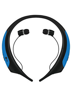 LG Blue Headphones Home & Portable Audio