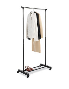Whitmor Chrome Garment & Drying Racks Irons & Clothing Care