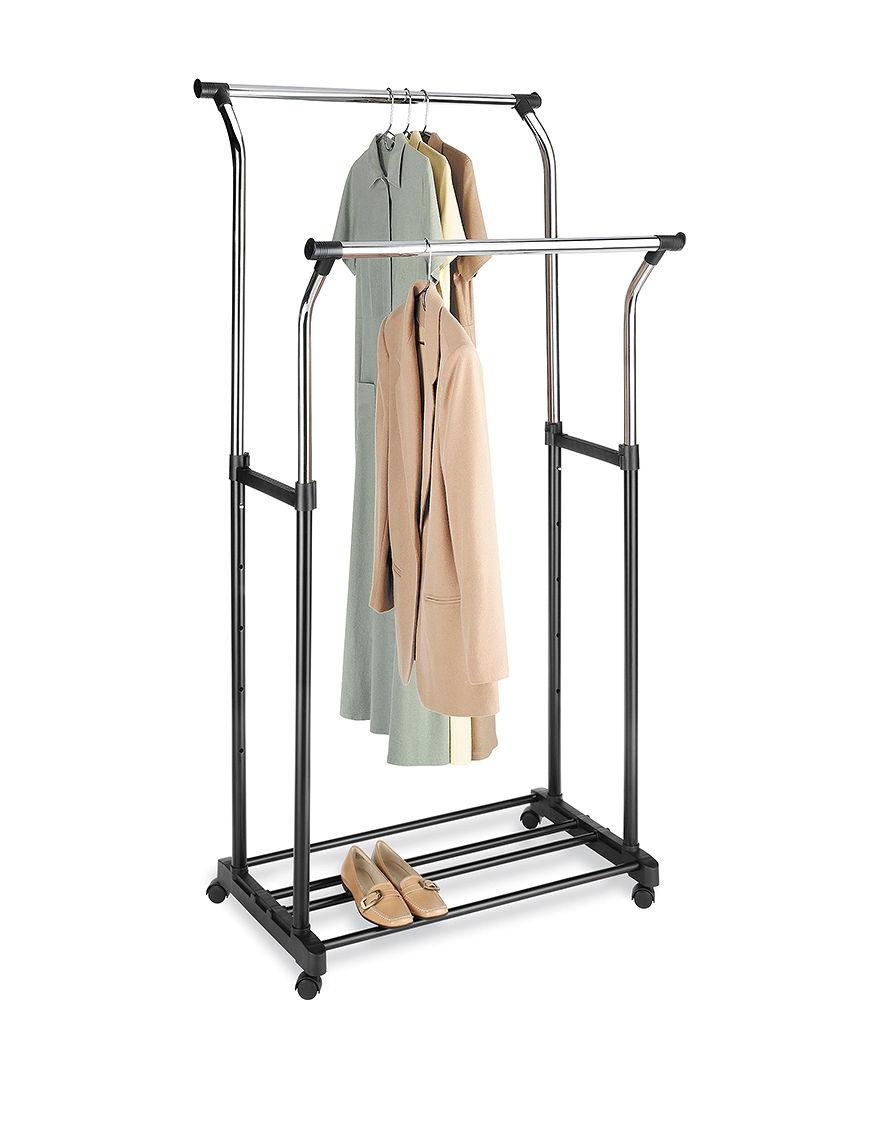 Whitmor Chrome Garment & Drying Racks Irons & Clothing Care