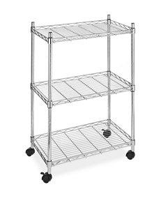Whitmor Supreme 3-Tier Cart