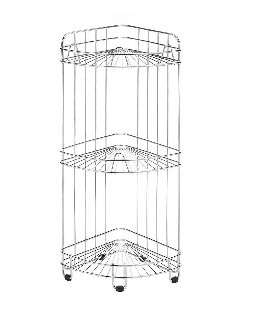 Whitmor Chrome Storage Shelves Storage & Organization