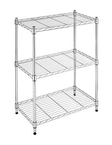 Whitmor 3-Tier Supreme Small Shelf Unit