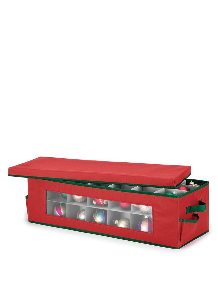 Whitmor Red Storage Bags & Boxes Storage & Organization