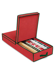 Whitmor Red Storage Bags & Boxes Storage & Organization