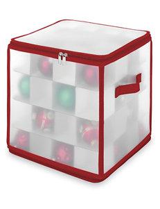 Whitmor White Storage Bags & Boxes Storage & Organization
