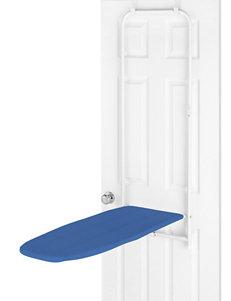 Whitmor White / Blue Irons & Ironing Boards Irons & Clothing Care