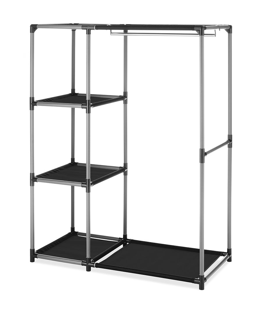 Whitmor Silver Garment & Drying Racks Storage & Organization