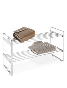 Whitmor Chrome Storage Shelves Storage & Organization