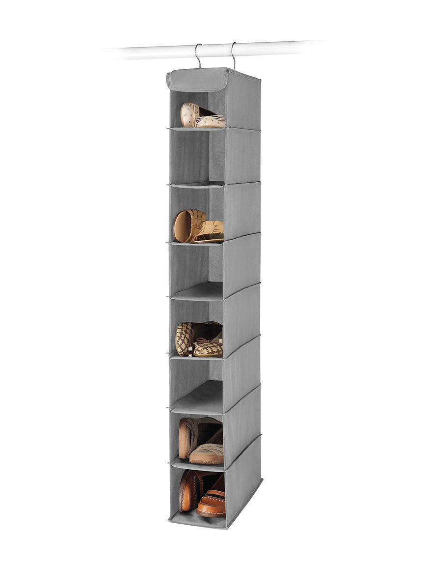 Whitmor Grey Storage Shelves Storage & Organization