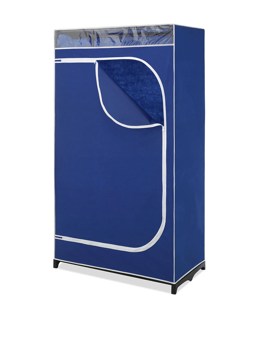 Whitmor Blue Storage & Organization