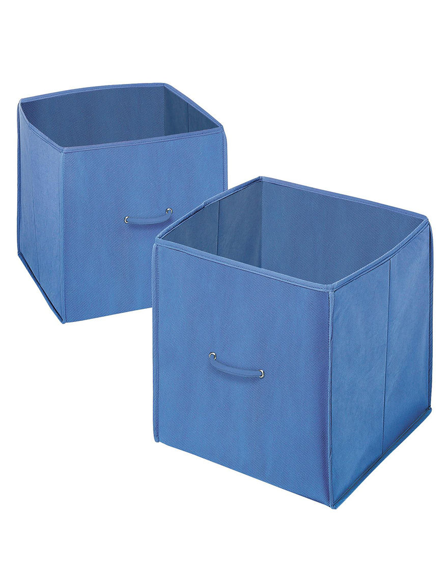 Whitmor Blue Cubbies & Cubes Storage & Organization