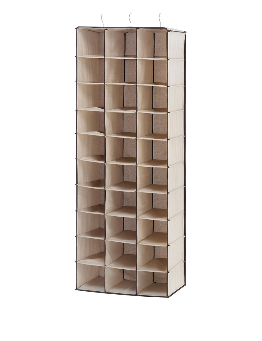 Whitmor Espresso Cubbies & Cubes Storage & Organization
