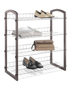 Whitmor 4-Tier Shelving Unit