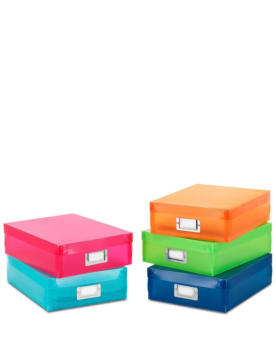 Whitmor Green Multi Storage & Organization