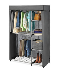 Whitmor Grey Storage & Organization