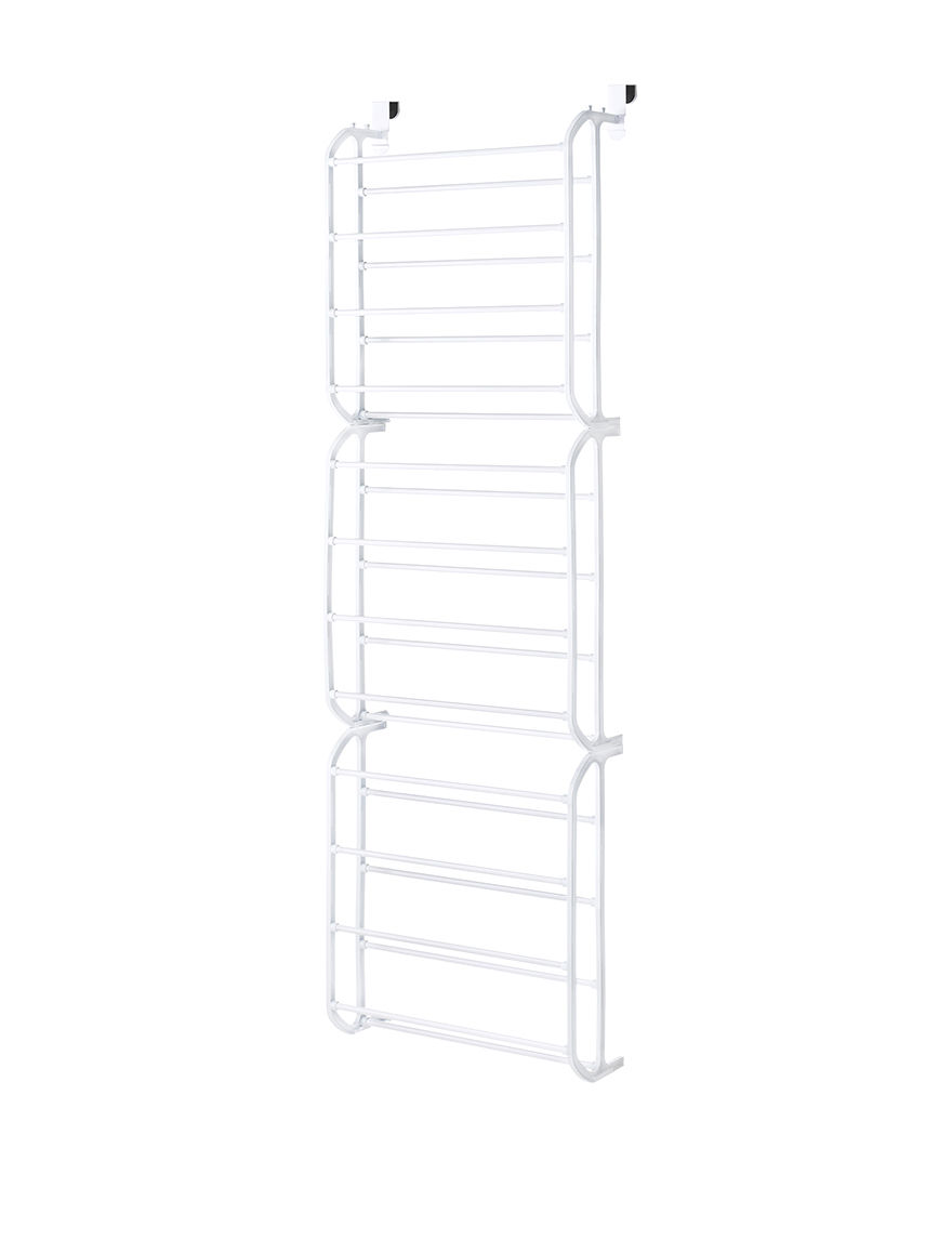 Whitmor White Storage Shelves Storage & Organization