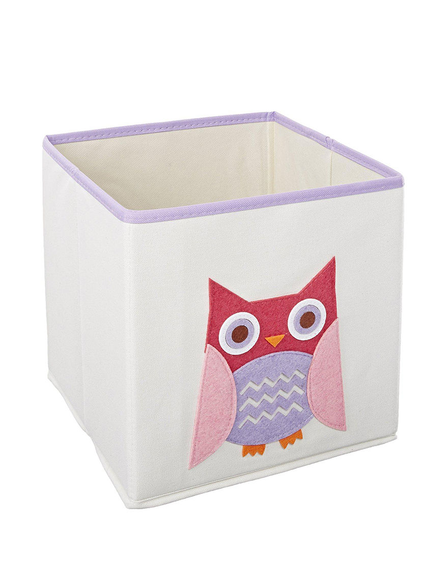Whitmor Pink Multi Cubbies & Cubes Storage & Organization
