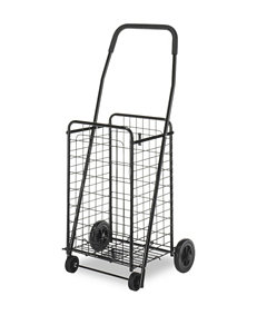 Whitmor Black Carts & Drawers Storage & Organization
