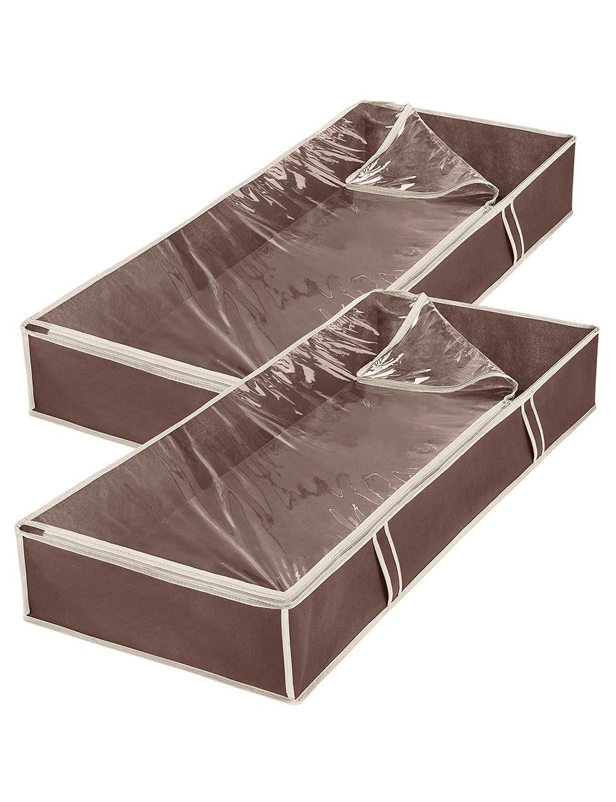 Whitmor Java Storage Bags & Boxes Storage & Organization