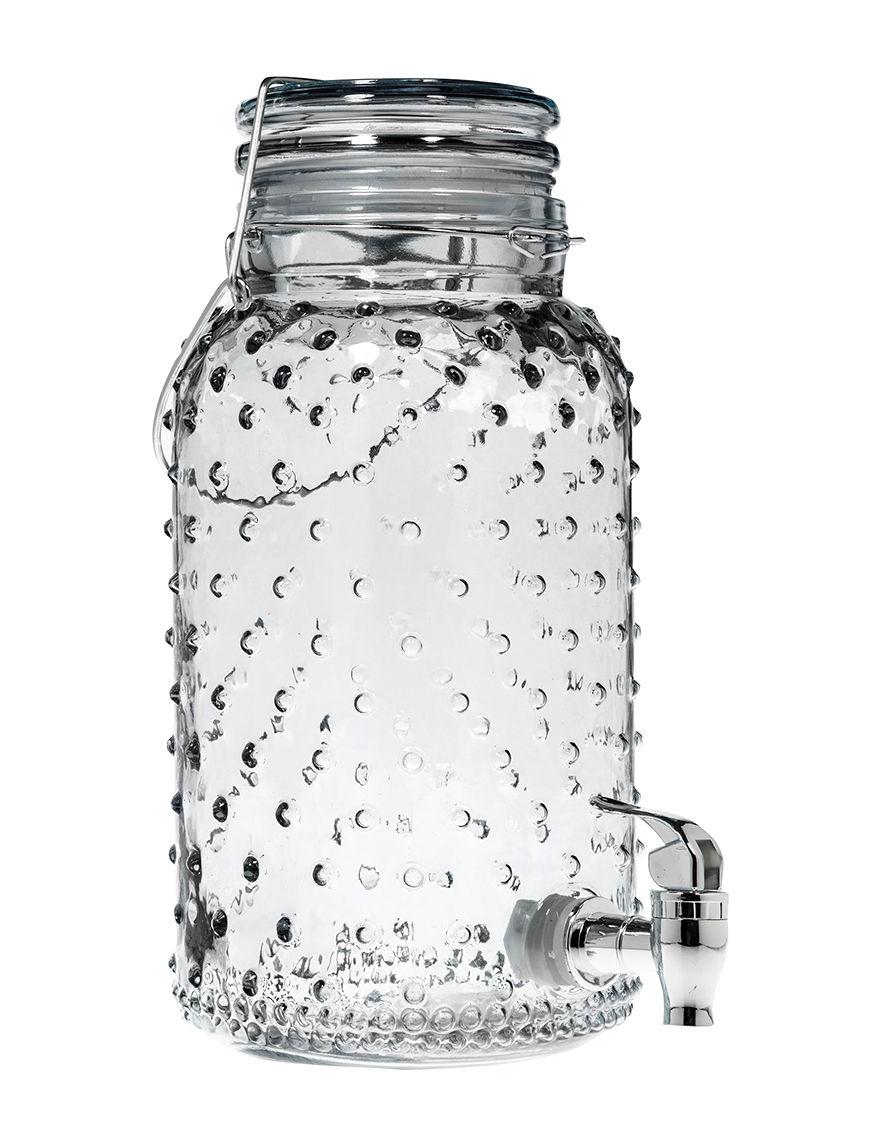 Home Essentials White Beverage Dispensers & Tubs Serveware