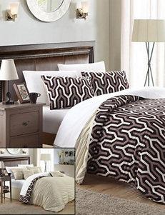 Chic Home Design Beige Duvets & Duvet Sets