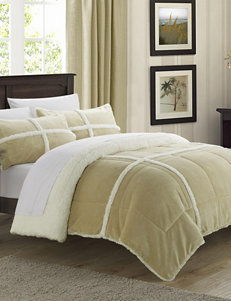 Chic Home Design Taupe Comforters & Comforter Sets