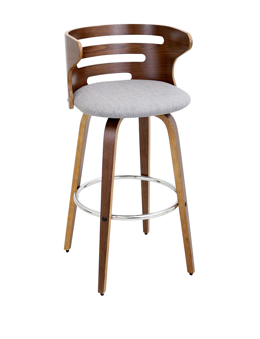 Lumi Source Grey Kitchen & Dining Furniture