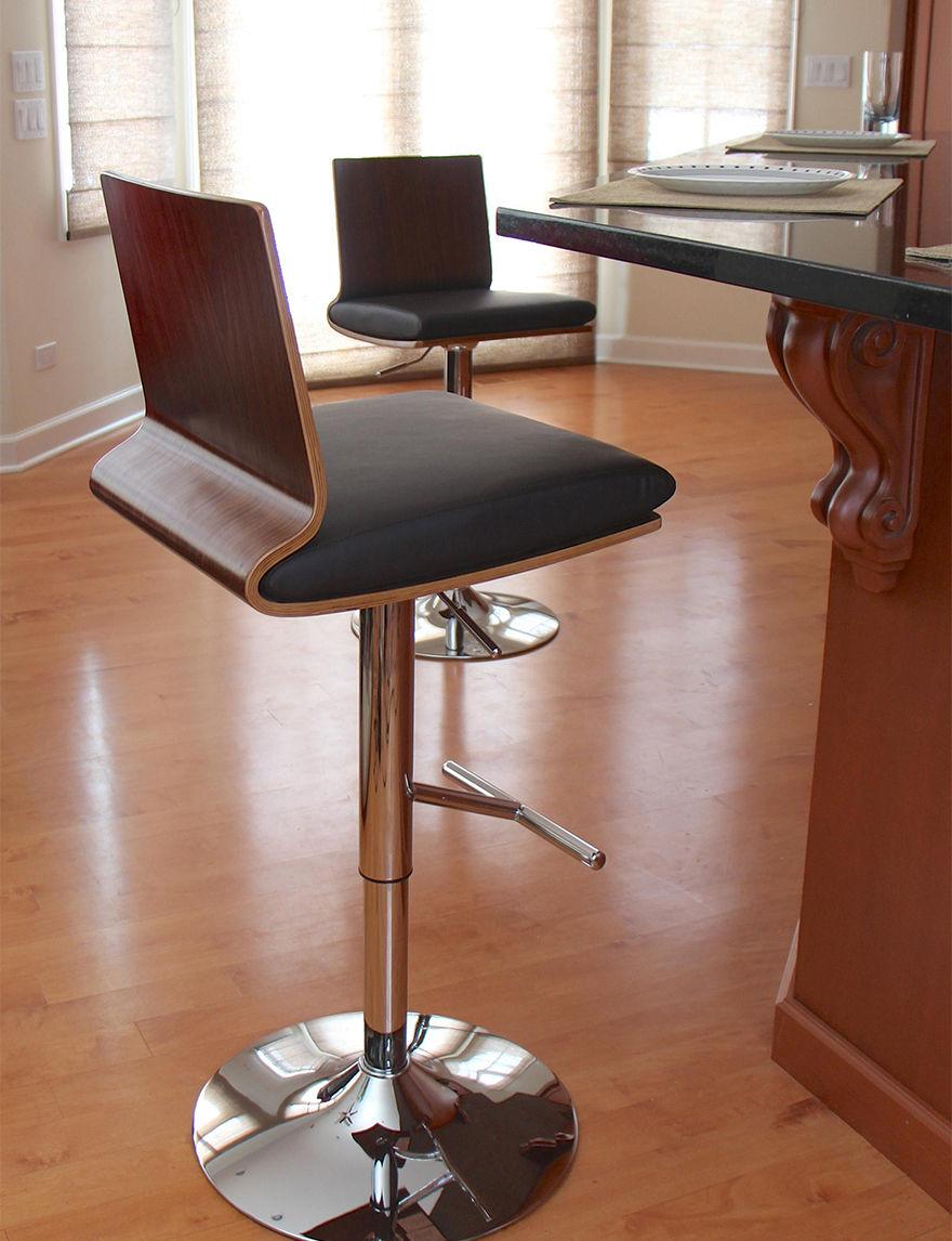 Lumi Source Brown Kitchen & Dining Furniture