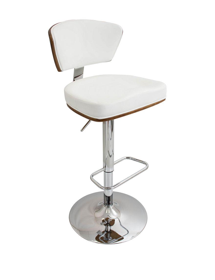 Lumi Source White Kitchen & Dining Furniture