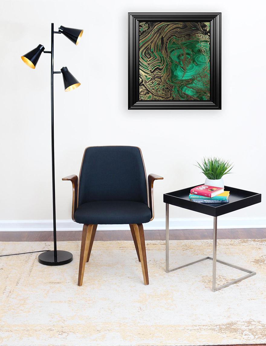 Lumi Source Black Kitchen & Dining Furniture