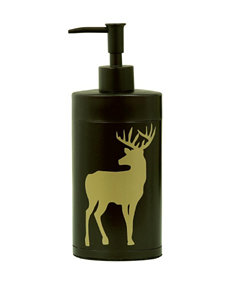 Bacova Guild White Tail Deer Lotion Dispenser
