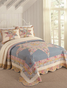 Modern Heirloom Roma Bedspread